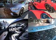 Najdroższe samochody sprzedane w Trójmieście w 2018 roku