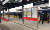 Stacja SKM Chylonia po remoncie