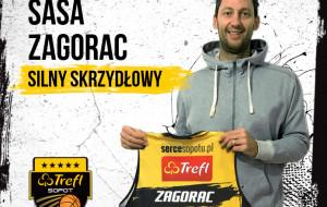 Trefl Sopot zakontraktował mistrza Europy. W niedzielę derby w Starogardzie Gd.