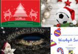 Świąteczne kartki i wideo od sportowców