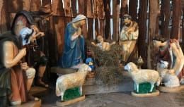 Szopki bożonarodzeniowe w Trójmieście