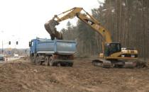 Sprawdziliśmy postęp prac na budowie Trasy...