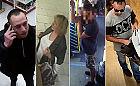 Policja szuka przestępców i publikuje zdjęcia