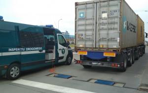 Mniej przeciążonych ciężarówek w Gdańsku