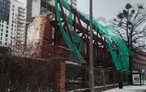 Nowy etap Bastionu Wałowa. A co ze ścianą szwalni?