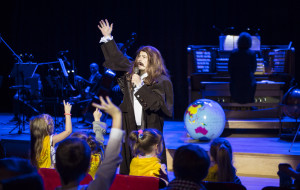 Bale karnawałowe dla dzieci w Filharmonii Bałtyckiej