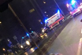 Dwóch 15-latków potrąconych na ul. płk. Dąbka