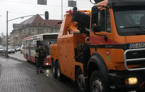 Kierowcy GAiT zaniepokojeni awariami autobusów