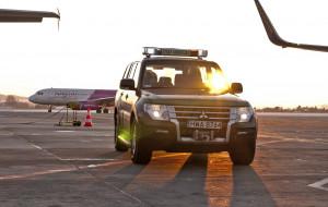 Pięć osób zatrzymanych na lotnisku