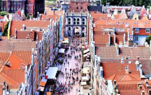Gdańsk wysoko w rankingu jakości życia