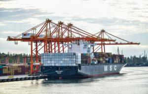 Poszerzą wejście do Portu Gdynia