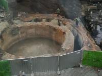 Odkryto zbiornik pierwszej gazowni w Gdańsku