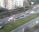 Gdynia: śmiertelne potrącenie rowerzysty