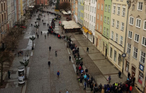 Flagi Gdańska rozchodzą się w ekspresowym tempie