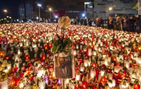Kondukt żałobny przeszedł ulicami Gdańska