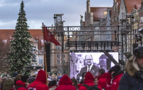Pogrzeb prezydenta Gdańska Pawła Adamowicza