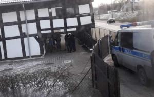 Ciężko ranny gość hostelu trafił do szpitala