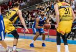 Koszykarz Arki Gdynia Josh Bostic zmierza po tytuł MVP sezonu zasadniczego