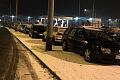 Kacze Buki: auta przeszkadzają wysiadającym z autobusu