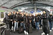 Trefl Gdańsk pojechał pociągiem na mecz LM z Berlin Recycling Volleys