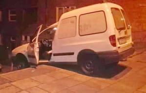 Pijany kierowca ze schodów na Siedlcach odpowie za usiłowanie zabójstwa