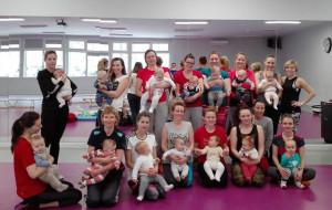 Rusz się! Katarzyna Wojtera - zajęcia dla kobiet w ciąży i z małymi dziećmi