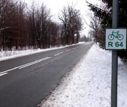 Szlak Rowerowy R64 zostanie zlikwidowany