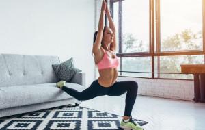 Trening w domu. Czy może być efektywny?