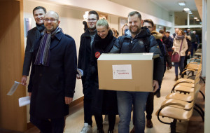 Troje kandydatów na prezydenta Gdańska