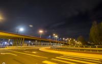 Nocne zamknięcia na zjazdach z Estakady Kwiatkowskiego