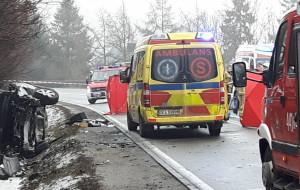 Areszt dla sprawcy śmiertelnego wypadku pod Gdańskiem