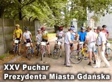 XXV edycja Pucharu MTB Prezydenta Miasta Gdańska
