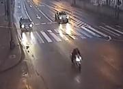Motocyklem przez Sopot. Na liczniku 178 km/h