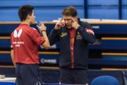 Unia AZS AWFiS Gdańsk zmierza do play-off Lotto Superligi tenisistów stołowych