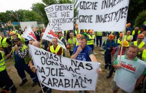 Portowcy ruszą na Warszawę?