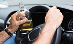 Pijany kierowca bez prawa jazdy uciekał przed radiowozem