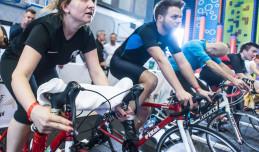 Zobacz triathlon pod dachem. 60 tys. zł na cele charytatywne