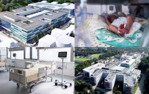 Najnowocześniejszy szpital od środka. Zwiedź z nami Centrum Medycyny Nieinwazyjnej