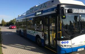 Za rok kolejne nowe trolejbusy w Gdyni