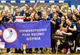 Piłkarki ręczne w Gdyni przetrwały. SPR na medal w mistrzostwach Polski juniorek