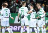 Półfinał Pucharu Polski Raków Częstochowa - Lechia Gdańsk 10 kwietnia