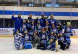 Gdynia i Gdańsk na podium w dziecięcych hokejowych mistrzostwach Pomorza
