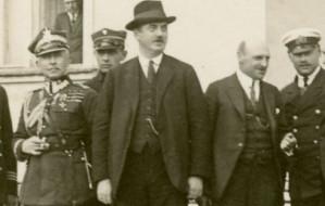Pierwszy burmistrz Gdyni: Augustyn Krauze