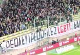 Lechia Gdańsk ukarana za transparent. Do zapłaty 5 tys. zł