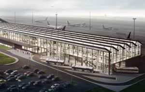 Lotnisko się rozbuduje. Za dwa lata będzie mogło przyjąć 9 mln pasażerów
