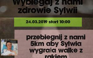 Wybiegaj zdrowie Sylwii - bieg charytatywny w Gdańsku