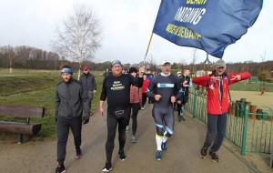 Aktywny weekend: biegi, spacery i morsowanie