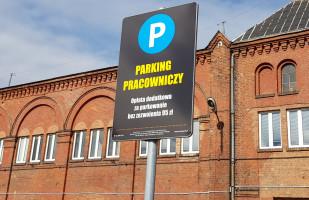 Pierwszy płatny parking na terenach stoczniowych