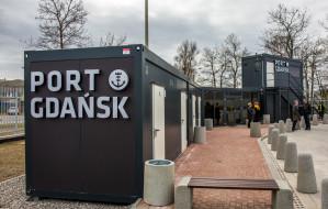 Port Gdańsk otworzył parking dla kierowców ciężarówek