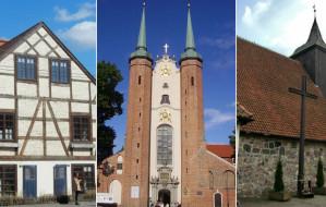 Najstarsze budynki Gdyni, Sopotu i Gdańska